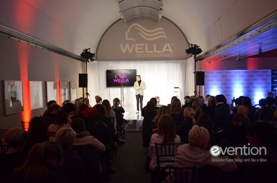 Wella Fashion Show